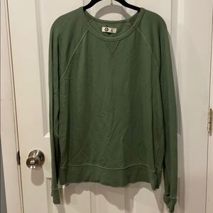 American Giant Mid Weight Crew EUC Large